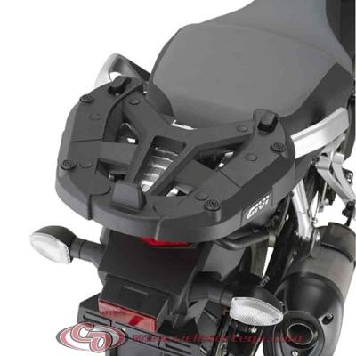 Kit Anclajes Givi SR3105 para BAUL sistema monokey SUZUKI DL V-STROM 1000 2014-