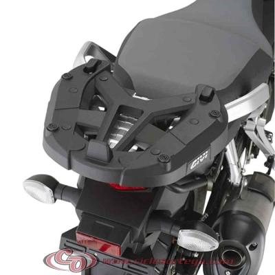 Kit Anclajes Givi SR3105M para BAUL sistema monolock SUZUKI DL V-STROM 1000 2014-