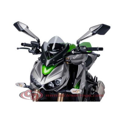 Carenabrís New Generation Sport 7011 Puig KAWASAKI Z1000 2014-