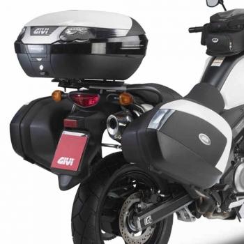 92e0b747 Anclajes maletas laterales V35 Givi PLX3101 Monokey SUZUKI DL V-STROM 650XT  2015-