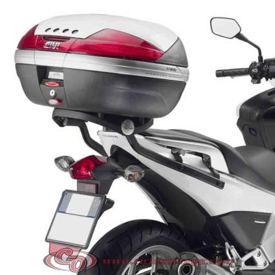 Kit Anclajes Givi 1127FZ+M5 para BAUL sistema monokey HONDA INTEGRA 750 2014-