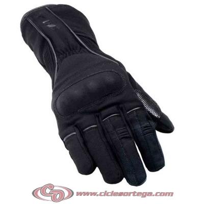 Par de guantes UNIK Z9 Cordura negro