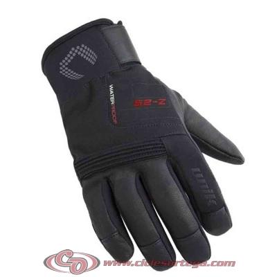Par de guantes hombre invierno piel-cordura Z25 de Unik
