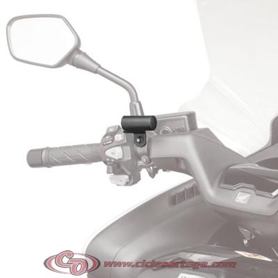 Soporte portanavegador brida maneta Universal S951KIT2 de Givi