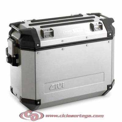 Set 3 tiras goma adhesivas E146 para maletas laterales TREKKER OUTBACK de Givi