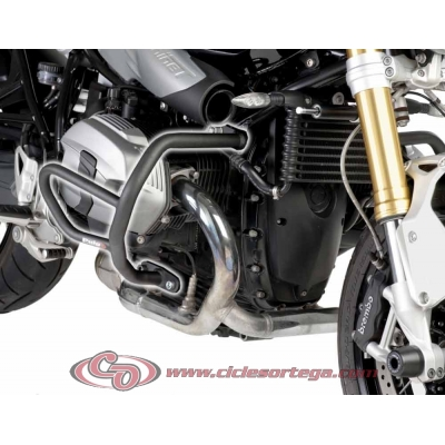 Defensas salvapiernas 7095N de Puig para BMW R NINE T 2014-