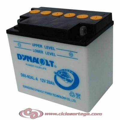 Bateria Dynavolt D60-N24L-A (equivalente a Y60-N24L-A)