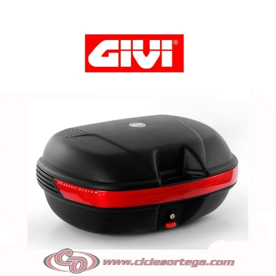 Maleta trasera Givi E360N 40 litros E360N Monokey