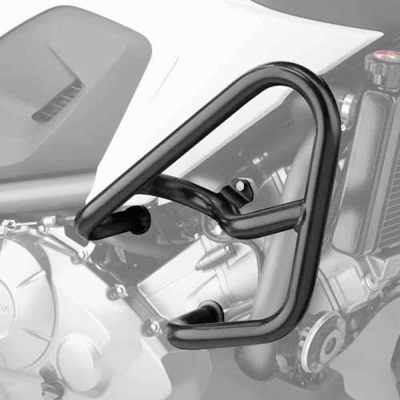 Defensas salvapiernas TN1111 de Givi para HONDA NC700S 2012-
