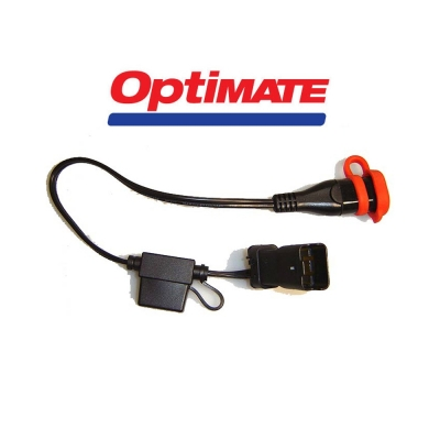 Adaptador cargadores SAE 47 OPTIMATE para Ducati