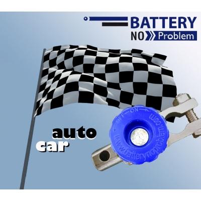 Desconectador batería coche de Batterynoproblem