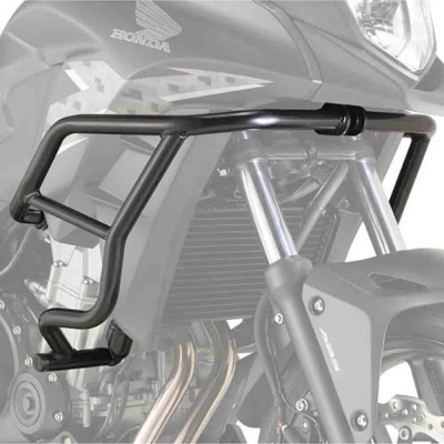 Defensas salvapiernas TN1121 de Givi para HONDA CB500X 2013-