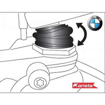 Fuelle rotula para telelever 13911 BMW de Ariete