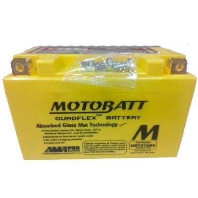 Bateria de Gel MB10U equivalente a 12N11-3B de Motobatt