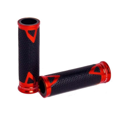 Puños aluminio rojo HI-TECH RADIKAL 6325R de Puig