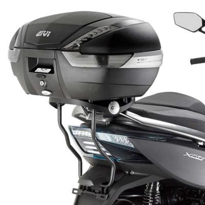 Kit Anclajes Givi SR6103 para BAUL sistema monokey KYMCO K-XCT 300I 2013-