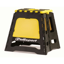 Caballete desmontable de plastico enduro cross Bike STAND de Polisport