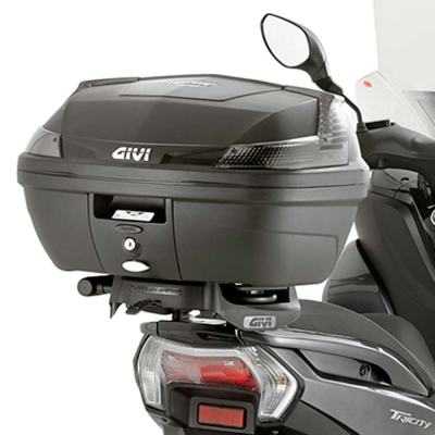 Kit Anclajes Givi SR2121 para BAUL sistema monolock YAMAHA MAJESTY 125 2014-
