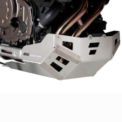 Cubrecarter aluminio RP1110 de Givi para HONDA CROSSTOURER 2014-