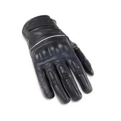 Par de guantes hombre invierno en piel impermeables C-13 de Unik