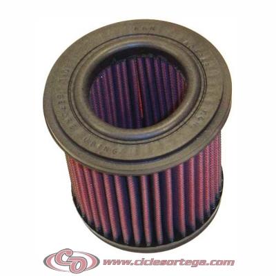 Filtro de aire reutilizable KN YA-8596 de KN YAMAHA TRX850 1996-
