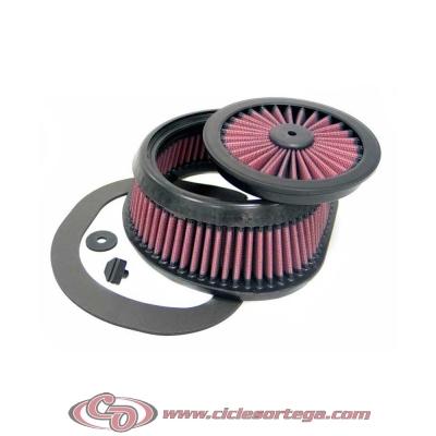 Filtro de aire reutilizable KN YA-4503 de KN YAMAHA WR250F WR450F 2003-