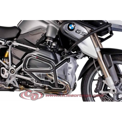 Defensas salvapiernas inferiores 6538 de Puig BMW R 1200 GS 2013-