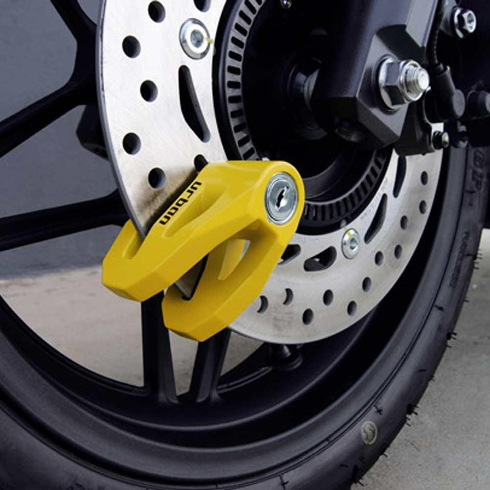 Protecci/ón antirrobo Crops Q4/de Biro ligero Candado cable antirrobo para bicicleta