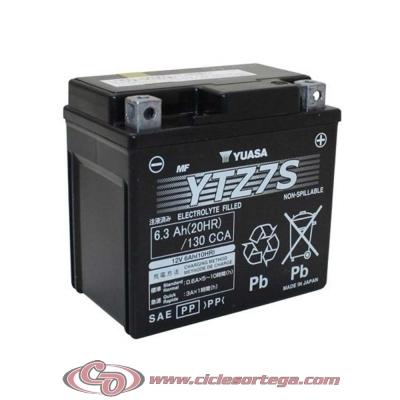 Bateria YUASA YTZ7-S