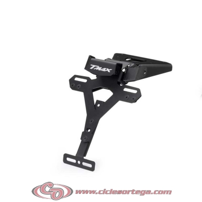 Portamatrículas para Yamaha T MAX 530 2017-