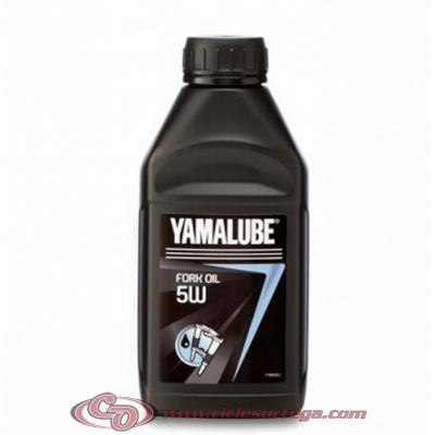 Yamalube Aceite horquillas | Suspensiones | SAE 5w envase 500ml