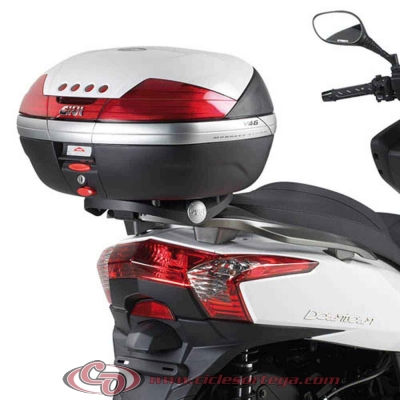Kit Anclajes para BAUL sistema monokey SUZUKI GSF 1250S BANDIT 07-09
