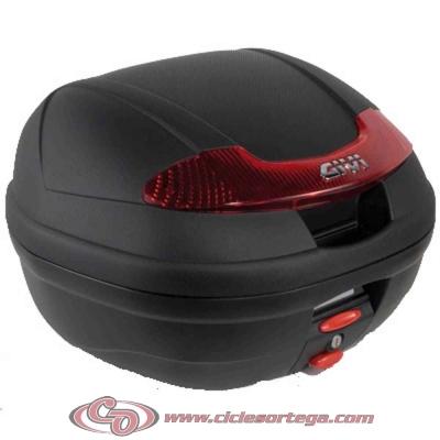 Baul Givi E340 34 litros Monolock