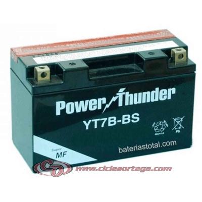 Bateria POWER THUNDER YT7B-BS