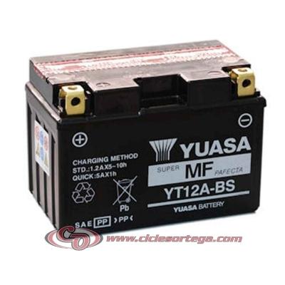 Bateria YUASA YT12A-BS