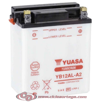 Bateria YUASA YB12AL-A2