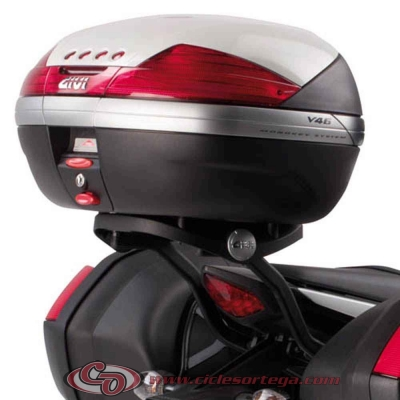 Kit Anclajes para BAUL sistema monokey HONDA CB600F HORNET 2011-