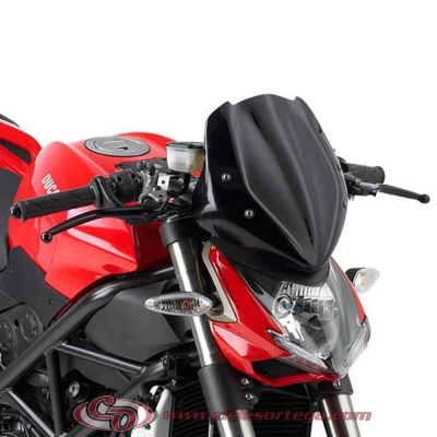 Carenabrís Naked A780 de Givi DUCATI MONSTER 1100 2009-