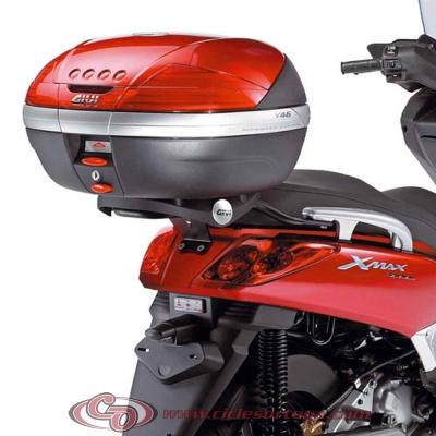 Kit Anclajes para BAUL sistema monokey YAMAHA X-MAX 125 06-09