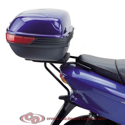 Kit Anclajes para BAUL sistema monolock YAMAHA X-MAX 125 06-09