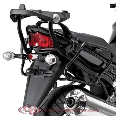 Kit Anclajes Givi 688FZ+M5 para BAUL sistema monokey BMW R 1200 R 06-10