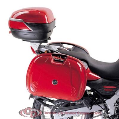 Kit Anclajes para BAUL sistema monokey BMW F 650 GS 00-03