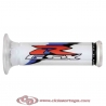 Puños Ariete Harri´ Suzuki GSX-R blanco azul rojo negro