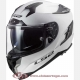Casco Integral LS2 FF327 CHALLENGER SOLID WHITE 3XL