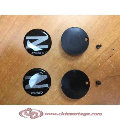 2 tapones + 2 adhesivos protectores motor R 3607N de Puig