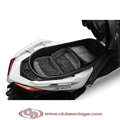 Bolsa con divisor de compartimento bajo el asiento Original Yamaha X-Max 125 2018-