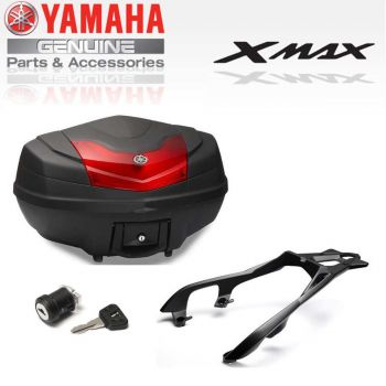Kit baul parrilla cerradura 50l Original XMAX18CASE50 YAMAHA X-MAX 400 2018-