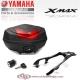 Kit baul con parrilla City 30l Original Yamaha para YAMAHA N-MAX 125 2015-