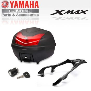 Kit baul parrilla cerradura 39l Original XMAX300URB39 YAMAHA X-MAX 400 2018-