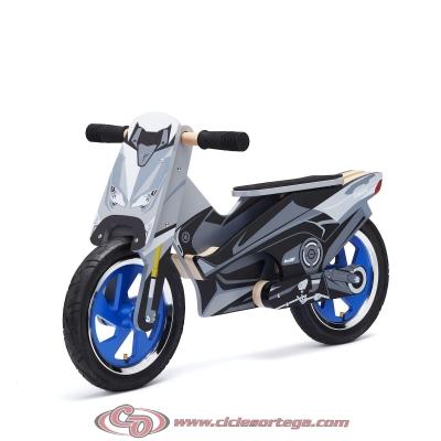 Correpasillos Moto de equilibrio para niños Paddock Blue N17-JP603-E0-00 Yamaha